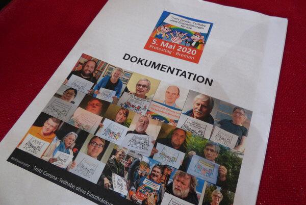 Abbildung Dokumentation 5. Mai 2020