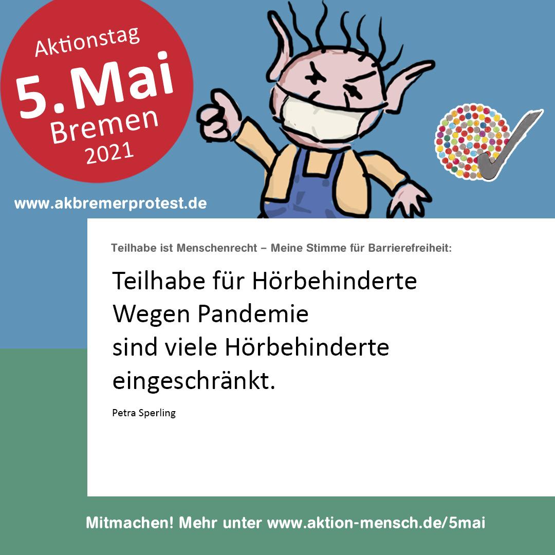 Teilhabe für Hörbehinderte