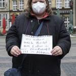 Demonstrantin #5mai